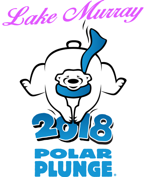 Lake Murray Polar Plunge 2018