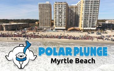 Polar Plunge Myrtle Beach Has Grown!
